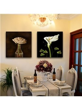 New Arrival Rose And Tulip Film Wall Art Prints