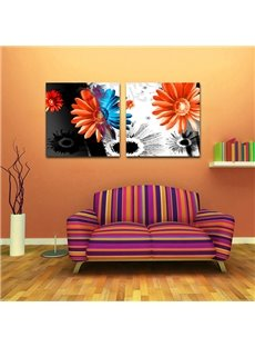 New Arrival Sunflowers Blossom Film Wall Art Prints