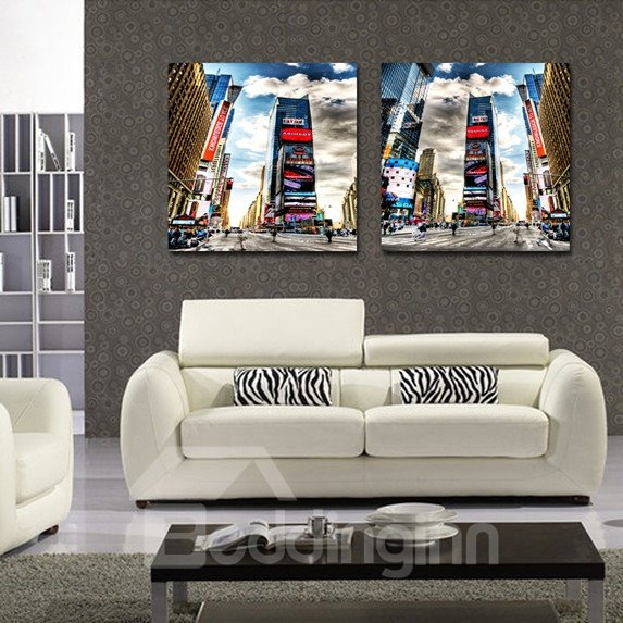 New Arrival Modern City Film Wall Art Prints