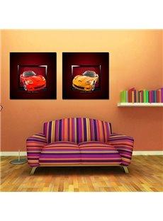New Arrival Fancy Luxuriant Cars Film Wall Art Prints