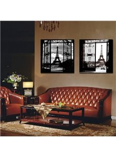 New Arrival Eiffel Tower And The Gate Film Wall Art Prints