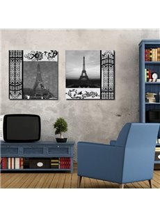 New Arrival Eiffel Tower In The Distance Film Wall Art Prints