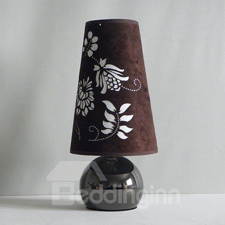 Comtemporary Cute Amazing Fabric Shade 1 Light Lamp