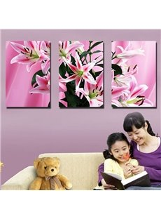 New Arrival Pure Lilies Canvas Wall Prints