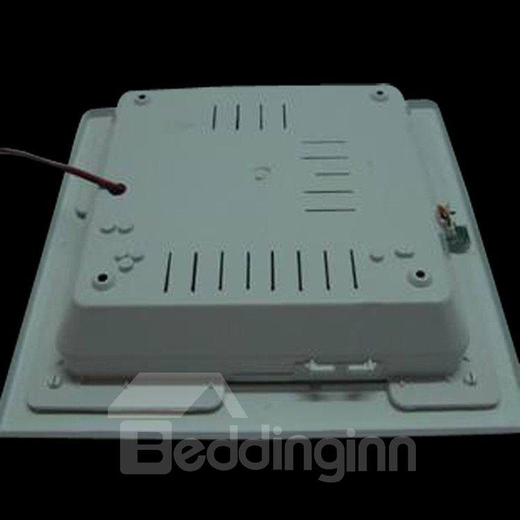 Charming Metal Acrylic Shade Sensor Flush Mount
