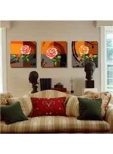 New Arrival Fantastic Red Roses Canvas Wall Prints