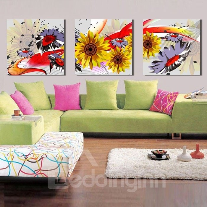 Fragrant Flowers Blossom Canvas None Framed Wall Art Prints