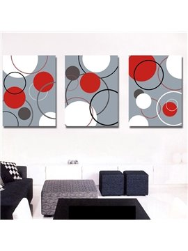 New Arrival Distinctive Geometric Figure Canvas Wall Prints