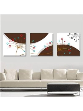 New Arrival Colorful Geometric Figure Canvas Wall Prints