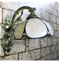 European Style Alluring Tiffany Stained Glass Wall Light