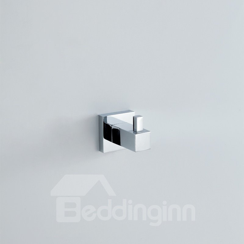 Bathroom Accessories Solid Brass Robe Hook