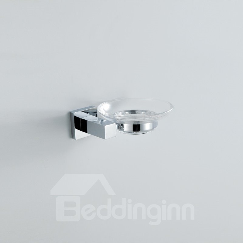 Bathroom Accessories Solid Brass Soap Dish Holder