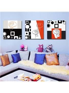 New Arrival Special and Distinctive Geometric Figure Canvas Wall Prints