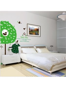 New Arrival Sweet Home Print Wall Stickers