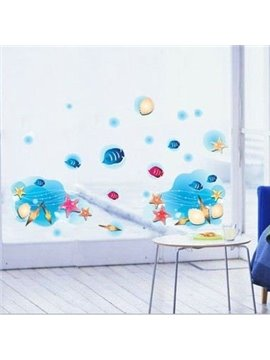 New Arrival Creature Under Sea Wall Stickers