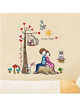 New Arrival Harmonious Environment Wall Stickers