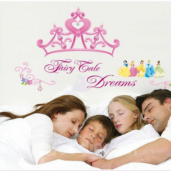 New Arrival Fairy Tale Dream Wall Stickers