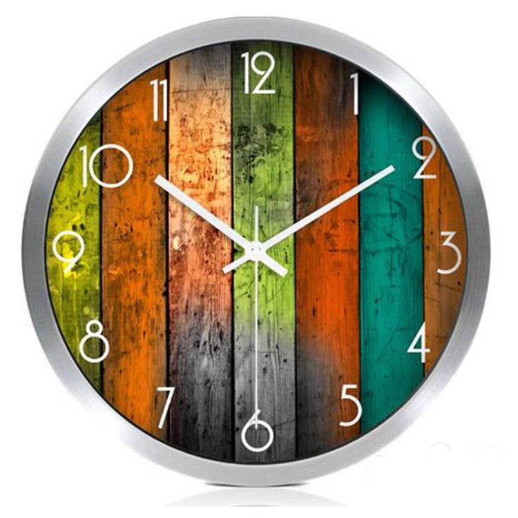 Elegant Modern Simple Style Creative Wall Clock