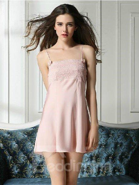 High Quality Elegant Skincare Silky Loungewear