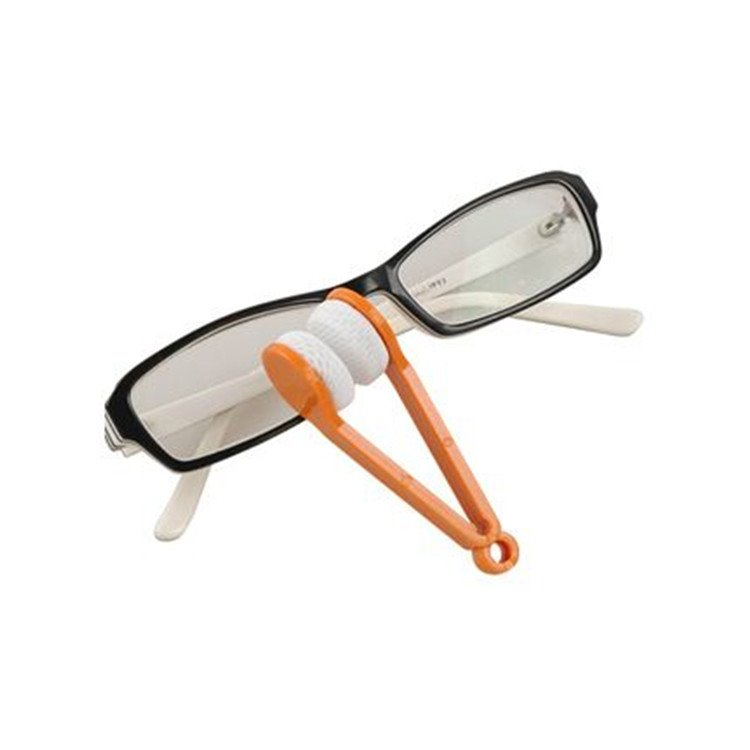 Hot Selling Fancy Simple Style 10 Pieces Creative Glasses Cleaner