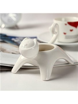 High Quality Amazing Creative Cat Candle Holder
