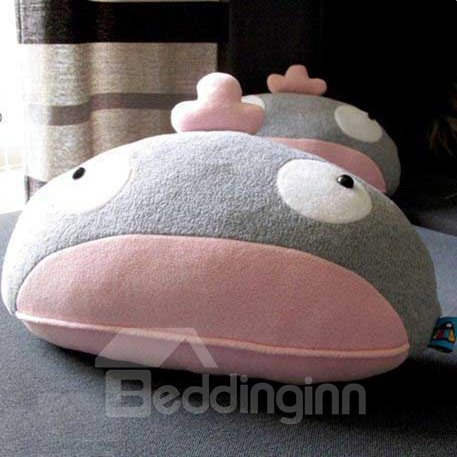 Fancy Cute Cartoon Cervical Funny Car Pillow