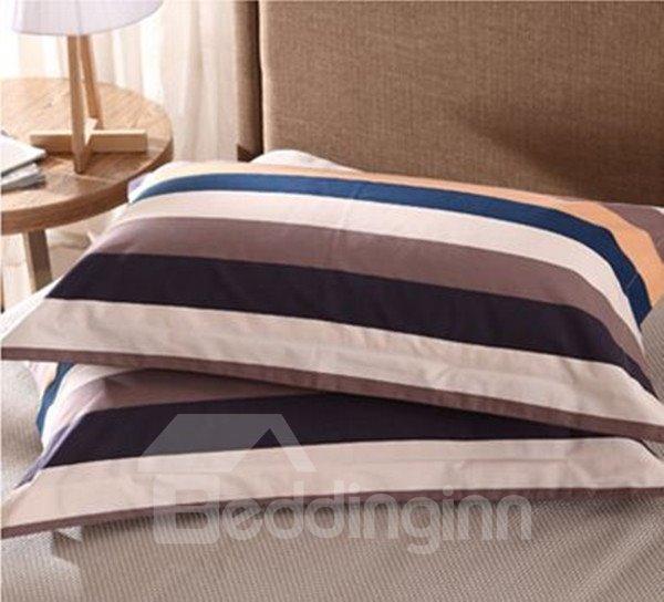 New Arrival Blue Polka Dot Soybean Fiber Pillow