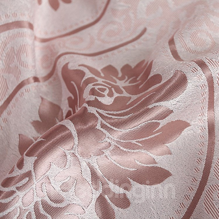Fantastic Contemporary Beautiful Pattern Grommet Top Custom Curtain