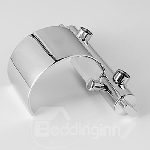 Special Design Curve Waterfall Spout Bathtub Faucet