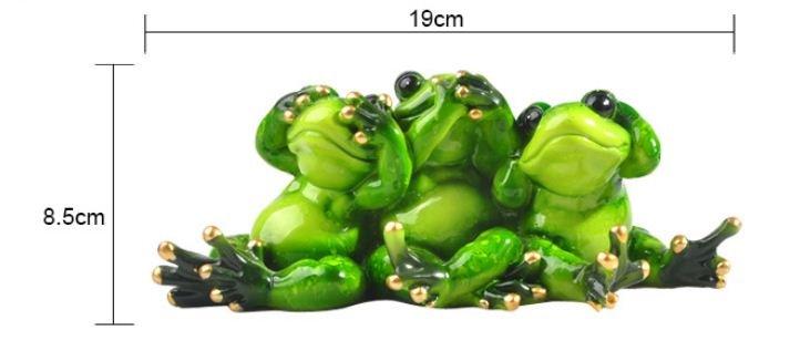 Amazing Stylish Naughty Creative Frog Partners Ornament