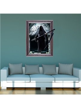 New Arrival Stunning 3D Ghost Wall Sticker