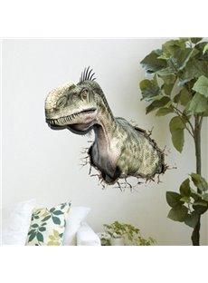 Amazing Creative 3D Dinosaur Wall Sticker