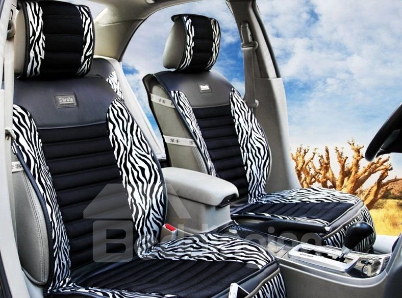 Seat Covers Zebra Print Car Seat Covers