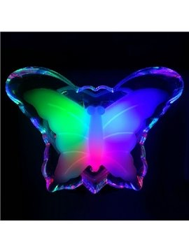 Charming Beautiful 2 Pieces Butterfly Design LED Night-light