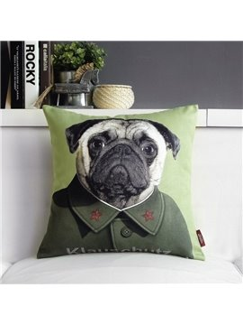 New Arrival Lovely Catoon Figure Print Throw Pillow