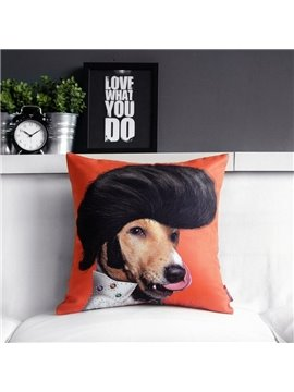 Top Selling Lovely Animal Print Throw Pillow