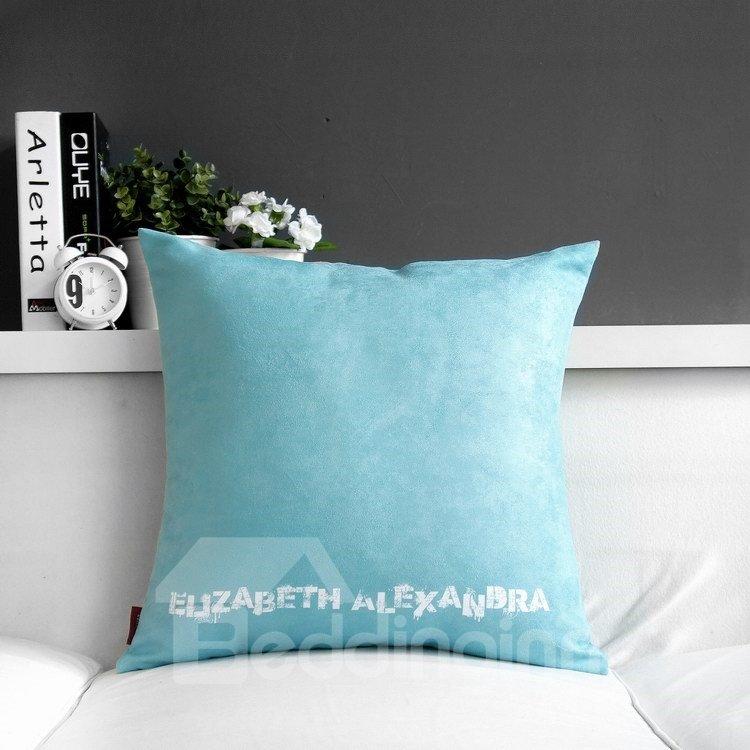 Splendid Creative Lovely Cartoon Print Throw Pillow