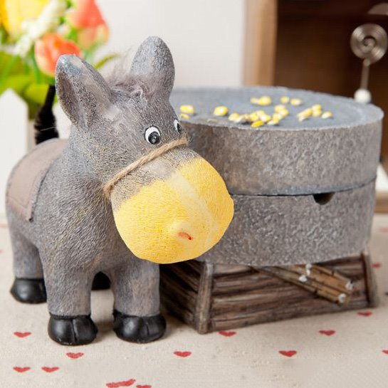 Super Lovely Creative Donkey Design Ashtray