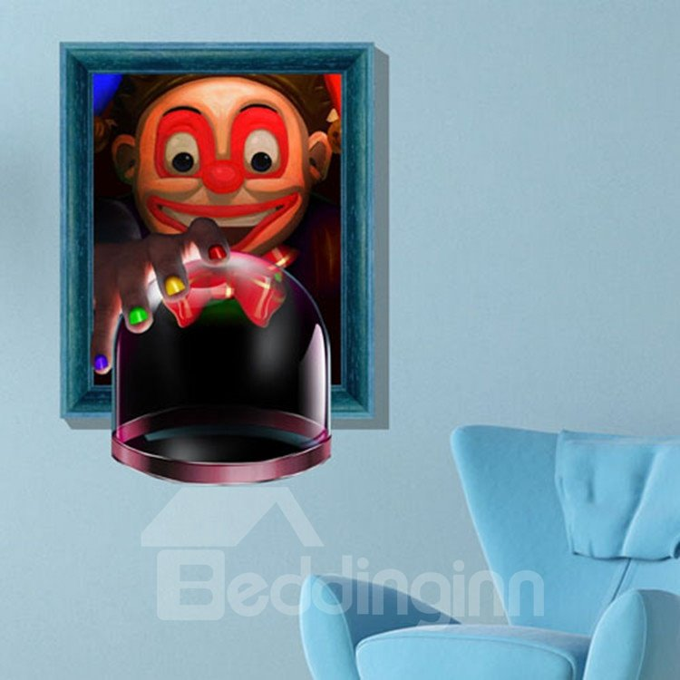 New Arrival Gorgeous 3D Magic Cup Wall Sticker 10967463