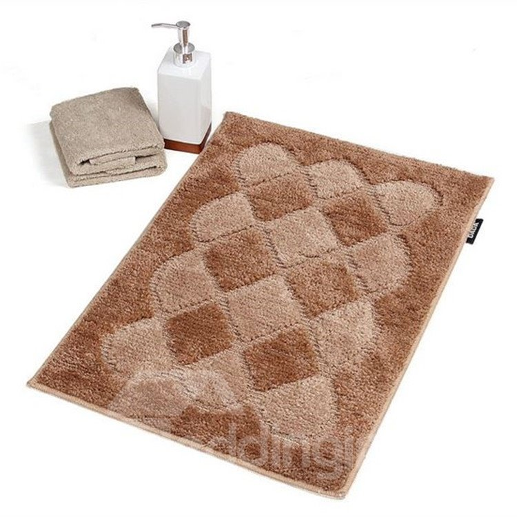 High Quality Amazing Patterns Non-slip Polyester Material Doormat