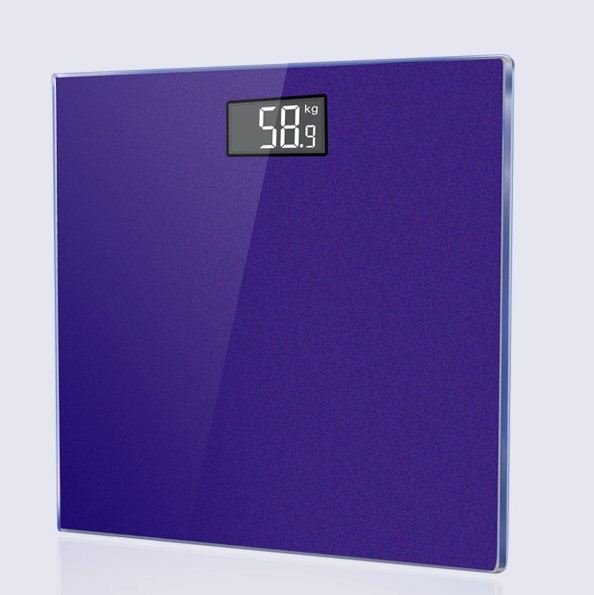 Fancy Changing Color Weight Scale