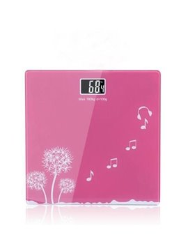 New Arrival Quality High Accuracy Shiny Pink Weight Scale