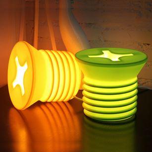 Fashionable Creative Nail-shaped Table Lamp