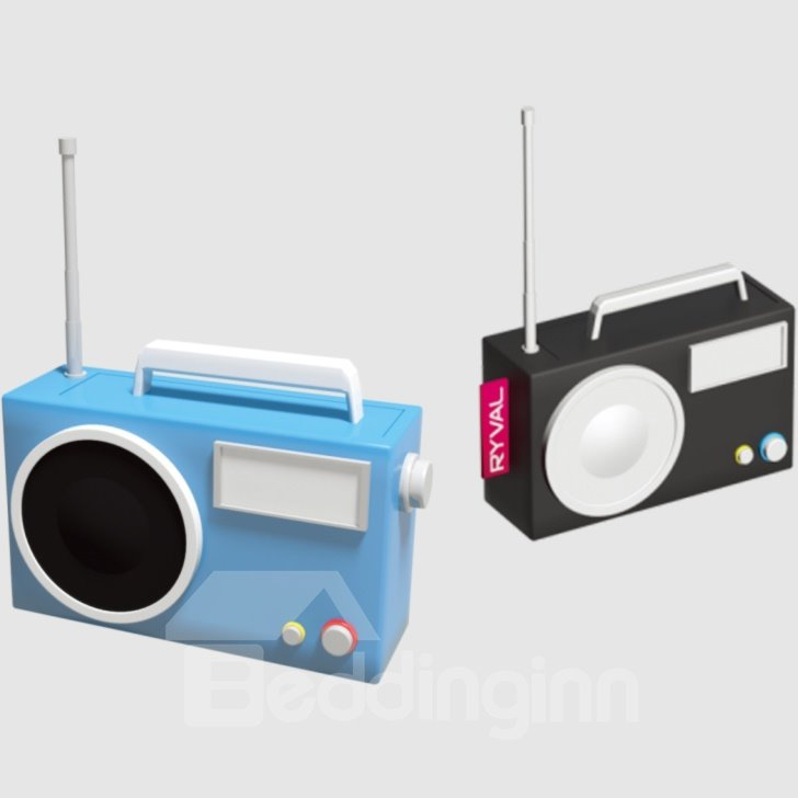 Unique Design Mini FM Radio USB Flash Drive USB Stick