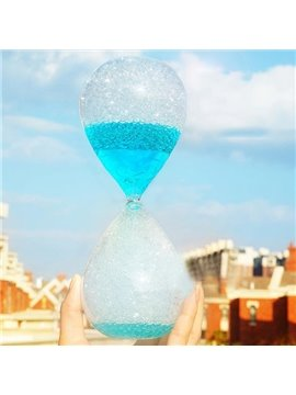 New Style Wonderful Pure Handmade Color Paper Packaging Bubble Hourglass