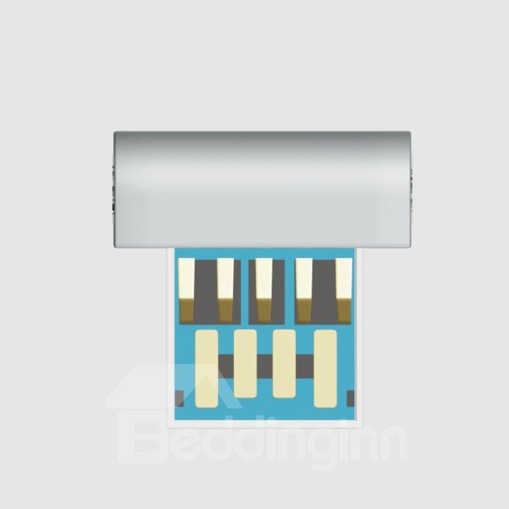 Portable Car Series Elliptical Cylinder USB Flash Drive