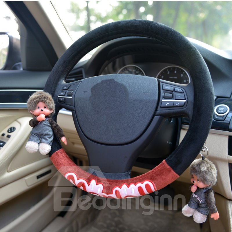 Hot Selling Mollia Toy Car Steering Wheel Cover