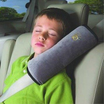 Children Cute Cartoon Short Fluff Car Seat Belt Cover