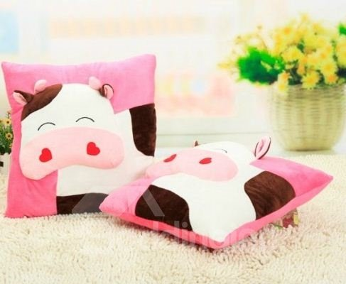 Quality Fancy Cute Cartoon Plush Throw Pillow