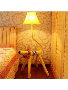 Super Lovely Creative Cartoon Lion Design Floor Lamp